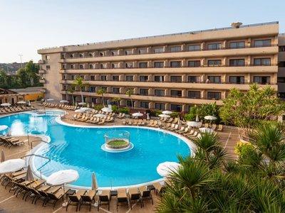 Отель GF Fanabe 4* о. Тенерифе (Канары) Испания