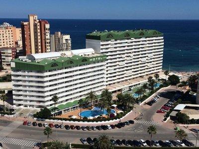 Отель AR Roca Esmeralda Wellness & Spa Hotel 3* Коста Бланка Испания