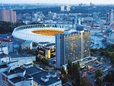 Отель Премьер Отель Русь 3* Киев Украина