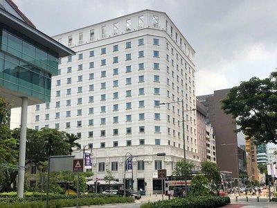 Отель Rendezvous Hotel Singapore 4* Сингапур Сингапур