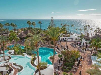 Отель Jardin Tropical Hotel 4* о. Тенерифе (Канары) Испания