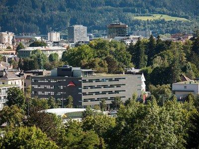 Отель Austria Trend Hotel Congress Innsbruck 4* Инсбрук Австрия