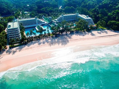 Отель Le Meridien Phuket Beach Resort 5* о. Пхукет Таиланд