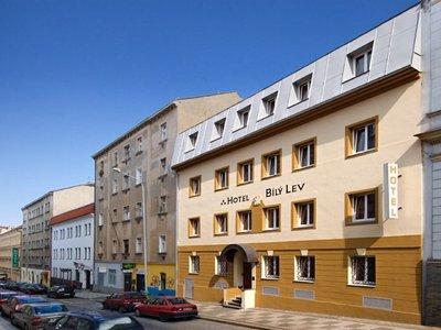 Отель Bily Lev Hotel 3* Прага Чехия