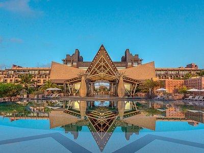 Отель Lopesan Baobab Resort 5* о. Гран Канария (Канары) Испания
