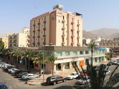 Отель Al Raad Hotel 3* Акаба Иордания
