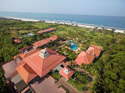 Отель Caravela Beach Resort 5* Южный Гоа Индия