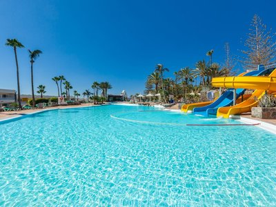 Отель IFA Interclub Atlantic Hotel 3* о. Гран Канария (Канары) Испания