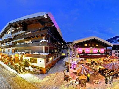 Отель Eva Village 4* Заальбах Австрия