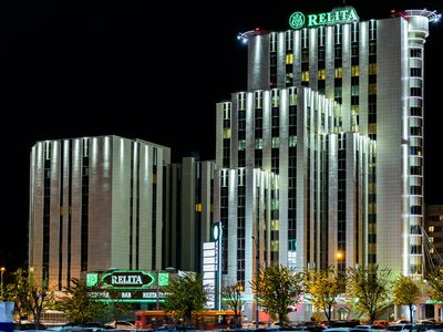 Отель Relita-Kazan Hotel 4* Казань Россия