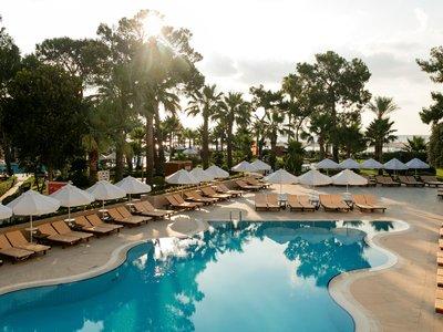 Отель Seven Seas Hotel Life 5* Кемер Турция