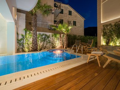 Отель Forza Terra Boutique Hotel & Spa 5* Котор Черногория