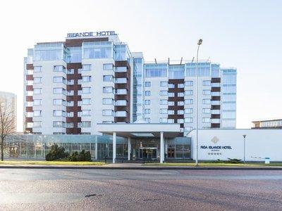 Отель Riga Islande Hotel 4* Рига Латвия