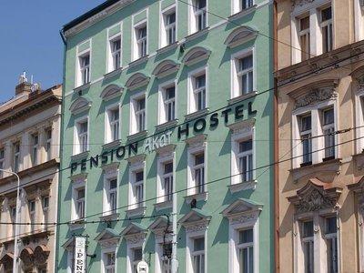 Отель Akat Pension 2* Прага Чехия