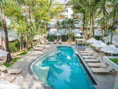 Отель Deevana Krabi Resort 4* Краби Таиланд