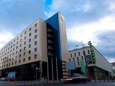 Отель Gromada Centrum 3* Варшава Польша