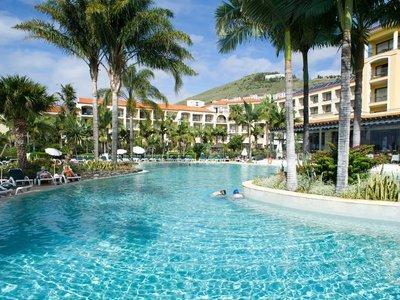 Отель Eden Mar Suite Hotel 4* о. Мадейра Португалия