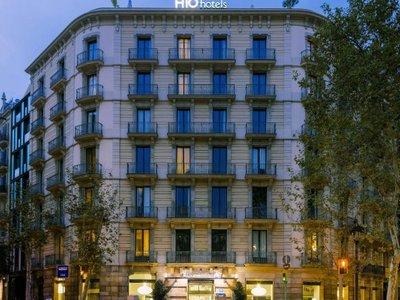 Отель H10 Casanova 4* Барселона Испания