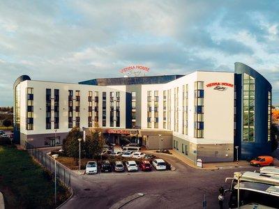 Отель Vienna House Easy Bratislava 3* Братислава Словакия