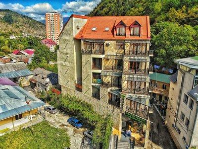 Отель Paradise Borjomi Hotel 3* Боржоми Грузия