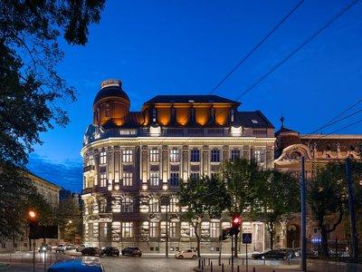 Отель Bankhotel 5* Львов Украина