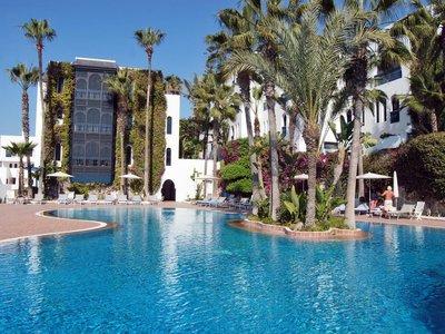 Отель Mogador Al Madina 5* Агадир Марокко
