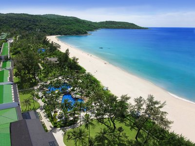 Отель Katathani Phuket Beach Resort 5* о. Пхукет Таиланд