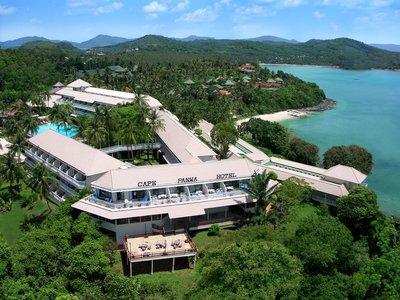 Отель Cape Panwa Hotel 5* о. Пхукет Таиланд