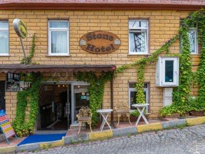 Отель Stone Hotel 3* Стамбул Турция