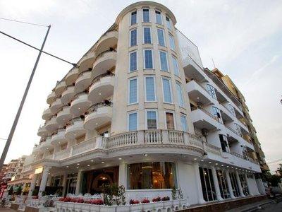 Отель Empire Hotel 4* Дуррес Албания