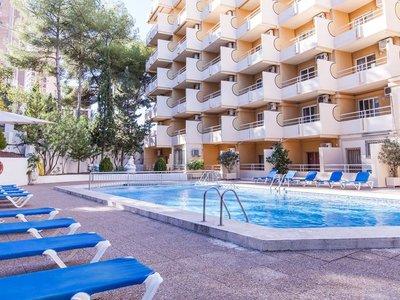 Отель Blue Sea Calas Marina 3* Коста Бланка Испания