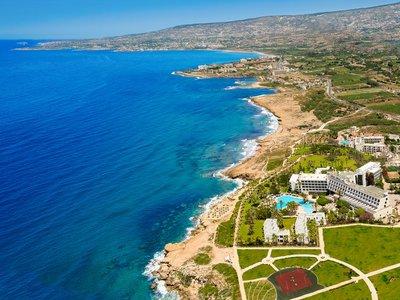 Отель Azia Resort & Spa 5* Пафос Кипр