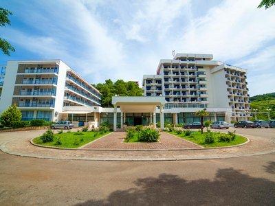 Отель Albatros Hotel 2* Ульцинь Черногория