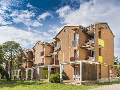 Отель Sol Stella For Plava Laguna Apartments 3* Умаг Хорватия
