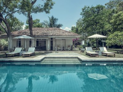 Отель Taru Villas Mawella 5* Тангалле Шри-Ланка