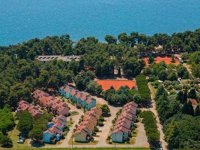 Отель Savudrija Plava Laguna Apartments 3* Умаг Хорватия