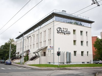 Отель Kolonna Hotel Brigita 3* Рига Латвия