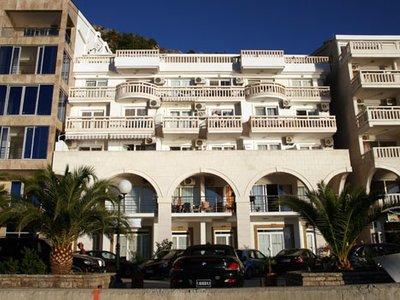 Отель Monaco Apartments Stevic 4* Рафаиловичи Черногория