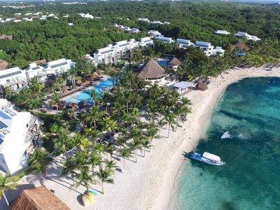 Отель Sandos Caracol Eco Resort 5* Плая дель Кармен Мексика