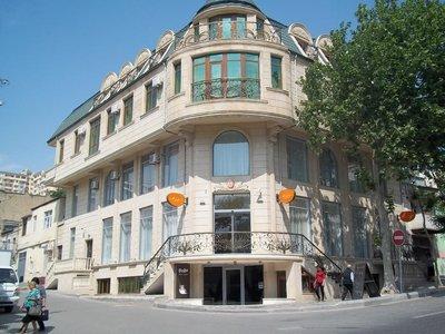 Отель Amber Hotel 4* Баку Азербайджан