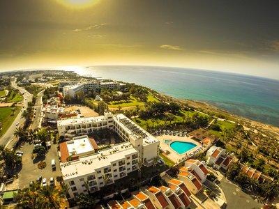 Отель Helios Bay Hotel 3* Пафос Кипр