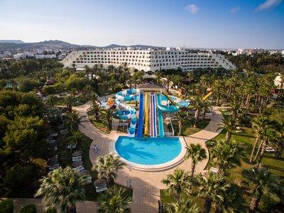 Отель Holiday Village Manar 5* Хаммамет Тунис