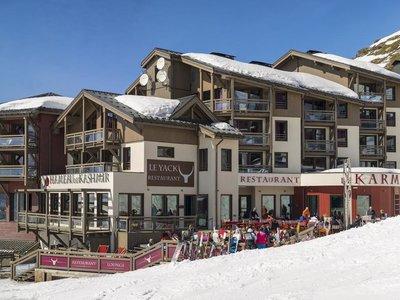 Отель Le Hameau Du Kashmir 4* Валь Торанс Франция