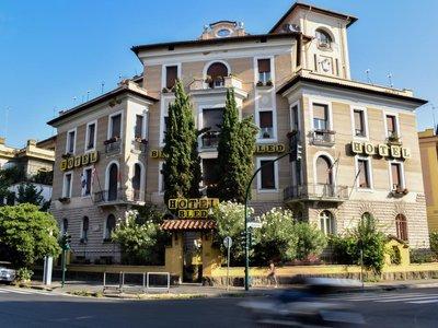 Отель Bled Hotel 3* Рим Италия