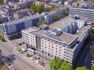 Отель Novotel Krakow Centrum 4* Краков Польша