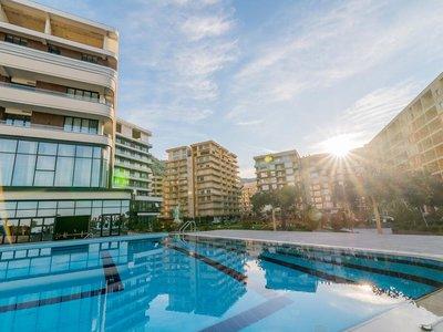 Отель Rafaelo Resort 5* Шкодер Албания