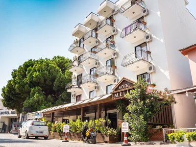 Отель Melike Hotel 3* Кушадасы Турция