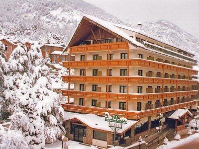 Отель Rutllan Hotel & Spa 4* Ла Массана Андорра