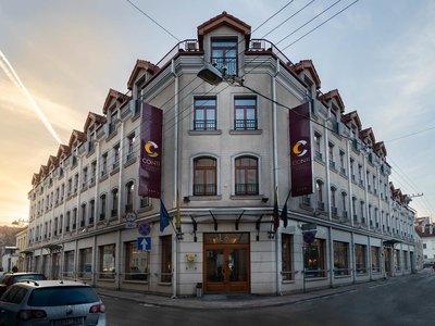 Отель Conti Hotel 4* Вильнюс Литва