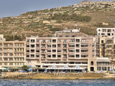 Отель Calypso Hotel 4* о. Гоцо Мальта